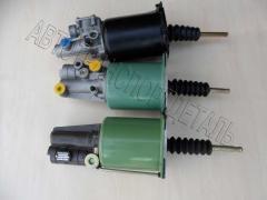 The PGU MAZ pneumohydraulic booster, KAMAZ, KRAZ,