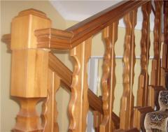 Hand-rail, handrail wooden wholesale