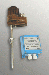 Temperature converter, measuring PT