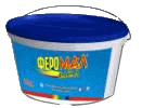 Feromal FASAD white - paint front water emulsion