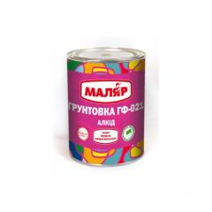 GF-021 TM primer PAINTER of red-brown 2,8 kg