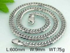 Chain of medical steel 316L. It is better, than a