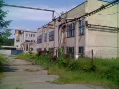 Розпродаж промислової нерухомості
