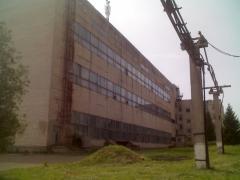 Process buildings