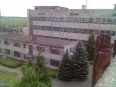 Buildings of chemical production