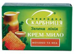 Firm cream - Milk and Honey soap