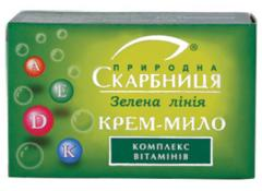 Firm Complex of Vitamins cream-soap