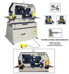Hydraulic shearing press of the NKM series