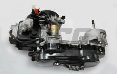 Двигатель 139 QMB в сборе 4Т-80сс Mototech
