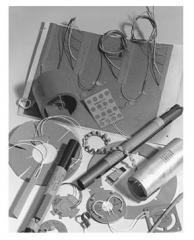 Элементы нагревательные силиконовые