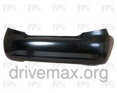 Задний бампер Chevrolet Aveo SDN / HB 04-06
