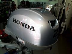 Мотор лодочный HONDA BF 2.3 SCHU