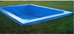 Awning inserts for pools