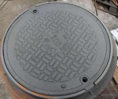 Hatch sewer pig-iron type C