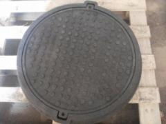 Hatch sewer polimerpeschany type L, type C, type T