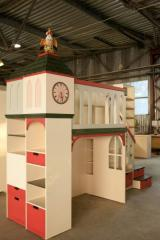 Interior solutions for the nursery