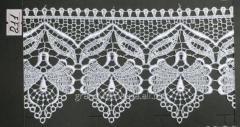 Кружево белое,  арт. 211