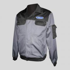 Jacket working (overalls) Dnipropetrovsk