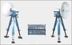 Sistemas digitais de comunicação radio relé