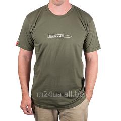 Футболка PMAG GEN M3 XL олив, хлоп., с патр.