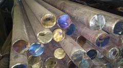 Kör alakú hengerelt acélok