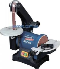 Scheppach BD7500 sander (250 W, disk of 125 mm,