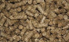 Пеллеты из соломы/pellets from straw