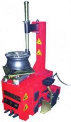 Станок для монтажа и демонтажа шин и камер легковых автомобилей полуавтомат