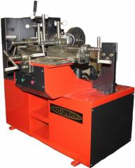 The machine for straightening of all types of disks Sirius the station wagon M manual hydraulic pump