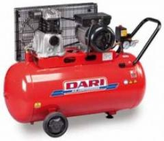 Dari Mistral 90/490-3M compressor of piston 365 l/min. 220 V