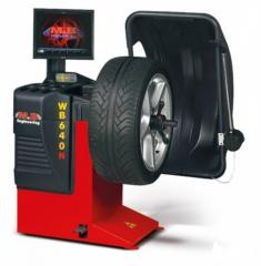 Balancing machine automatic M&B...
