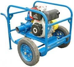 """MODN120/60 motor-pump """"Dawn"""