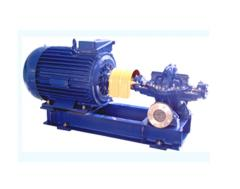 Pumps centrifugal oil NDV,  VAT type