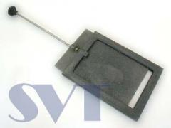 Flue latch 50p SVT 203