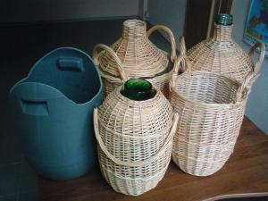 Bag, basket, box, container, bel