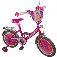 Велосипеды детские с четырьмя колесами. Велосипед