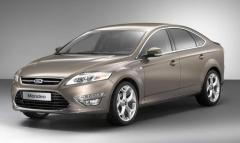 Стекло фары Ford MONDEO (GBP/BNP)