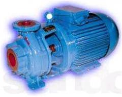 Centrifugal pump of brand 4H-6x2