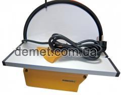 Desktop vertically sander of Proxxon TG 250/E,