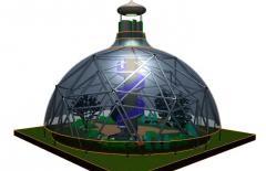 """GREEN ENERGY"""" Gelioaerobarichesky station"""