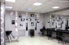 Muebles para los salones de belleza