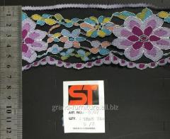 Lace on guipure, art. 9907 d/2