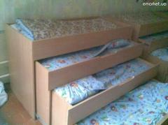 Furniture for kindergartens and educational