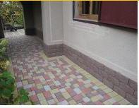 Тротуарная плитка вибролитая от производителя