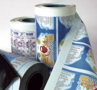 Packaging of dairy products, film packaging Lviv