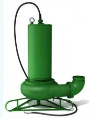 DNC 50-40 Kanalizasyon Pompa