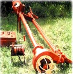 Pump centrifugal fecal NTsI-F-100