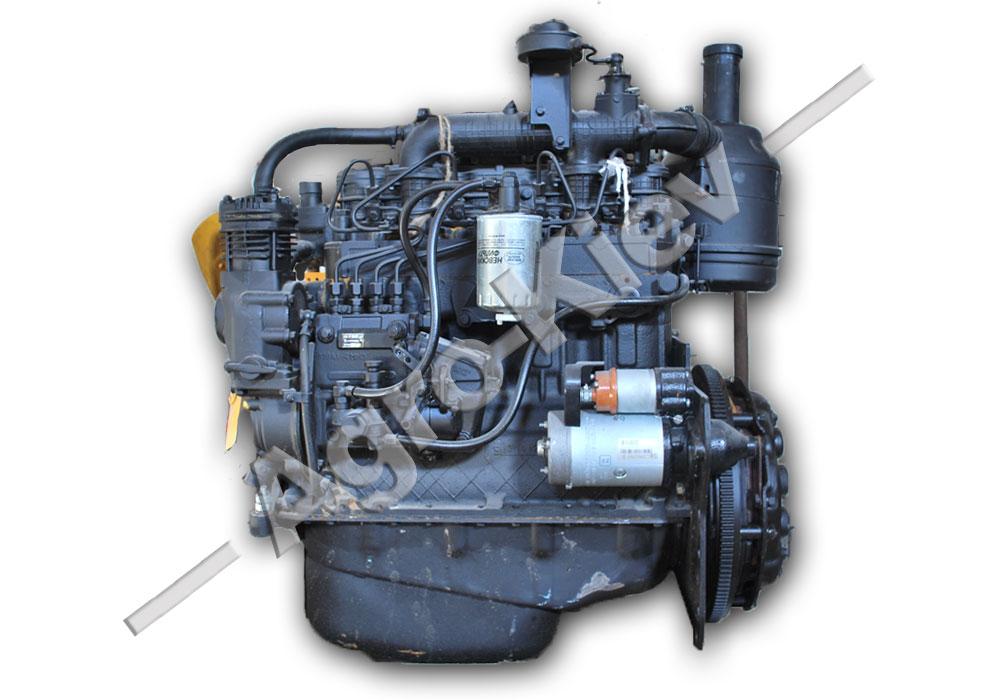 Купить двигатель мтз (81л.с.) д243-91(648)тнвд, корзина ...