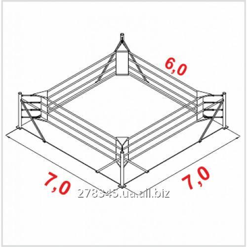 Boxing ring of boyko floor training carpet 77 ropes 66 buy in kiev boxing ring of boyko floor training carpet 77 ropes 66 ccuart Images