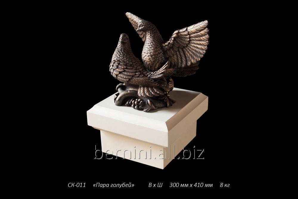 skulptura-para-golubej